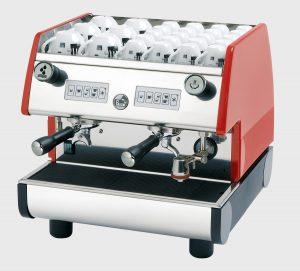la pavoni pub 2 group electronic control автоматична електронна компактна кафемашина